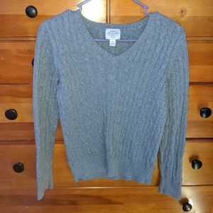 St. John's Bay knitted sweater